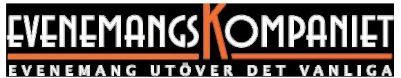Evenemangskompaniet - Logotyp